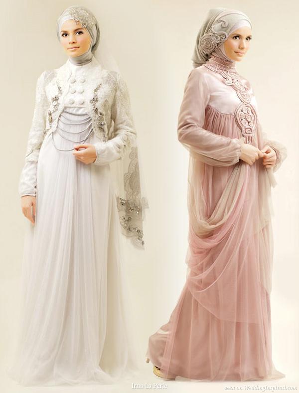 model kebaya muslim - contoh desain model kebaya modern
