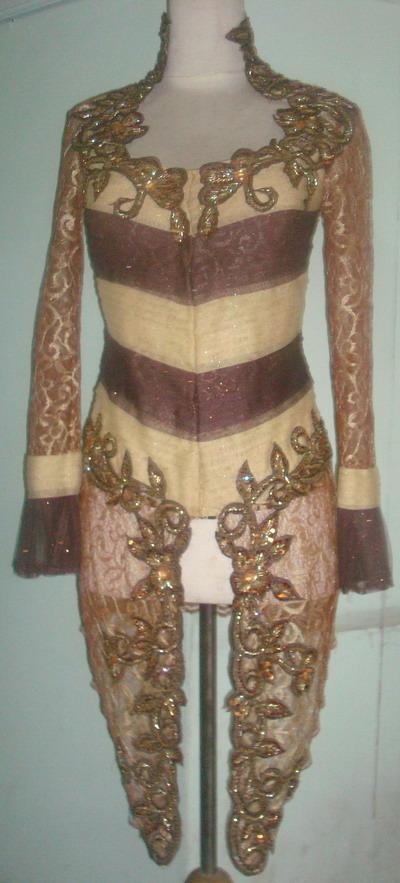 baju kebaya modern untuk wisuda baju kebaya muslim gambar baju kebaya