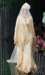 kebaya pengantin muslim 12