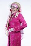 kebaya pengantin muslim 2