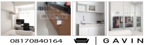 gambar kitchen set - gavin