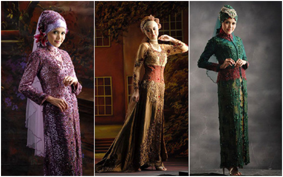 kebaya muslim | kebaya wisuda | kebaya pengantin | kebaya modern ...