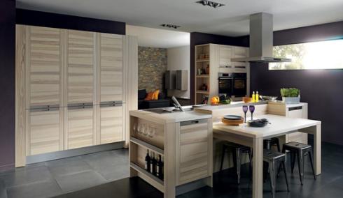 kitchen set minimalis gavin