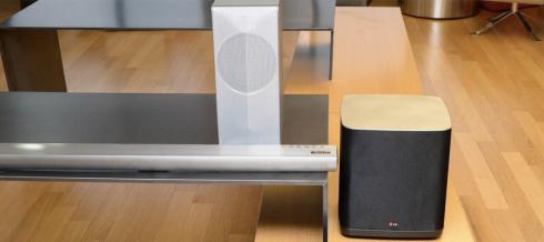 speaker wi-fi LG