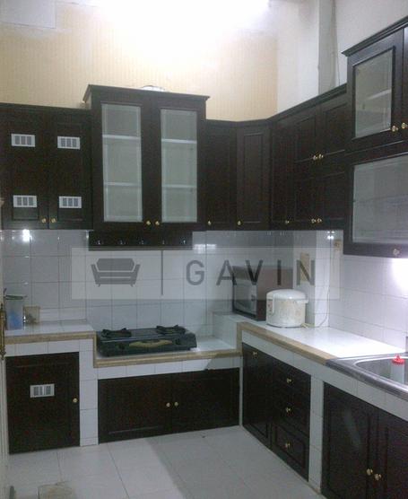 Harga kitchen set murah dengan fitur yang lengkap for Harga kitchen set sederhana